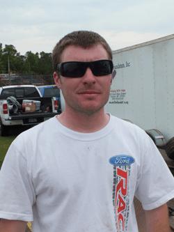 Coy Whitehurst - Mini Stock Division Driver Profiles