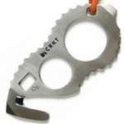 Extrik-8-R Seatbelt Cutter And Multi-Tool, Satin, Kydex Sh.