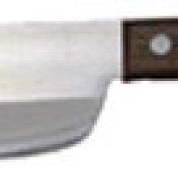 """10 3/4"""" Japanese Cropping Knife W/ Kiri Wood Ssheath"""