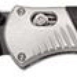 Benchmade 586 Mini Barrage Folding Knife, Plain Edge/ Bk Coated Blade 586Bk