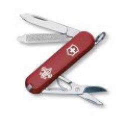 Victorinox Swiss Army Boy Scouts Classic Sd Knife
