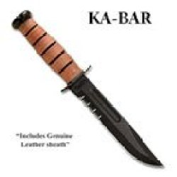 Ka-Bar 1218 Usmc Fight/Utl With S Ser