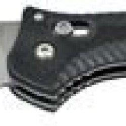 Benchmade Contego Folding Knife, Combo Edge, Satin Blade 810S