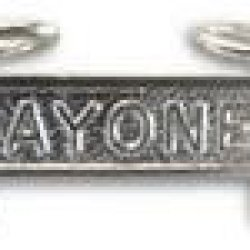 Army Qualification Bar Bayonet Mirror Finish