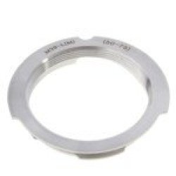 Massa L(M39) For Leica(M) 50-75 Lens Mount Adapter Ring
