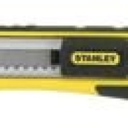 Stanley® - Stanley® Fatmax® Snap-Off Knives Stanley® Fatmax® Snap-Off Knife - 18Mm - Sold As 1 Each