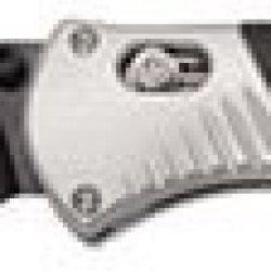 Benchmade 586Sbk Mini Barrage Folding Knife, Comboedge/Bk Coated Blade