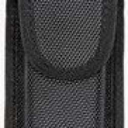 Heros Pride Single Magazine Or Knife Pouch, Small, Ballistic, Black 1025