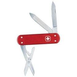 Wenger 16916 Esquire Aluminum Money Clip, Red