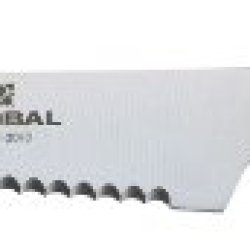 Global 6 Inch Serrated Bagel/Sandwich Knife