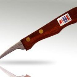 Kom Kom Wood Carving Knife For Fruit And Vegetable Thailand Product