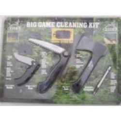 Gerber Big Game Cleaning Kit