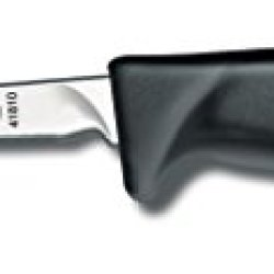 "Victorinox 3"" Poultry, Slant Point, Vent Boning Knife, Small Fibrox Handle 41810"