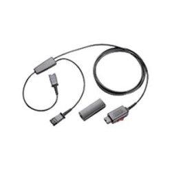 Plantronics 62011-01 Y Adaptertrainer W/Mute