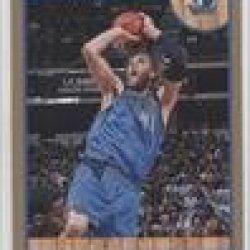 Dirk Nowitzki Dallas Mavericks (Basketball Card) 2013-14 Nba Hoops Gold #115