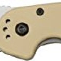 Ontario Knife Rat-1 Knife, 5In. Closed 8849 Desert Tan