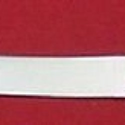 Legato By Towle Sterling Silver Wedding Cake Knife Custom Made Hhws 12""