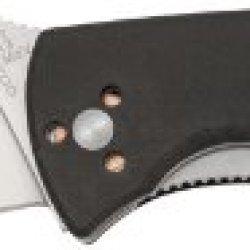 Spyderco Tenacious G-10 Handle Folding Plain Edge Knife