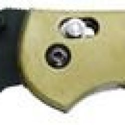Benchmade Pardue Design Axis Griptilian Tanto Knife With Bk1 Coating (Sand-Colored Handle)
