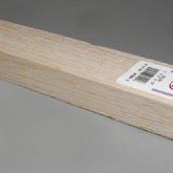 Balsa Block, 1 X 2 X 12