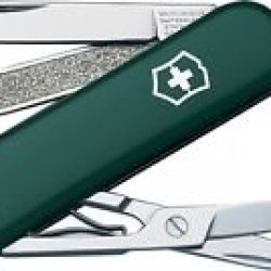 Victorinox Swiss Army Classic Multi-Tool Classic Hunter Green - 42749 - 69400Asi