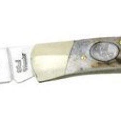 Frost Cutlery Lockback Knife Steel Warrior Viper 440 Ss Blade 3 In. Closed