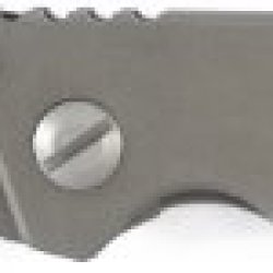 Schrade Sch307S Frame Lock Partially Serrated Folding Knife