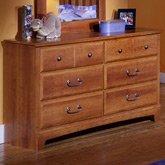 Image of Standard Furniture City Park Kids Dresser in Cherry (B004SYVWE2)