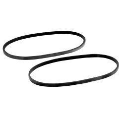 Amm6922 - 2Pk Silencer Band Non Vented 9.2In. 2/Pack - 906922