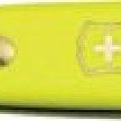 Victorinox Floral Knife Yellow Fold Knife 3.9050.70
