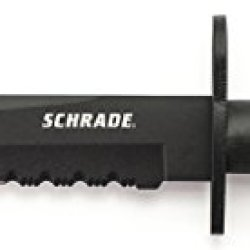Schrade Schf6B Extreme Survival M-9 Bayonet Fixed Blade Knife