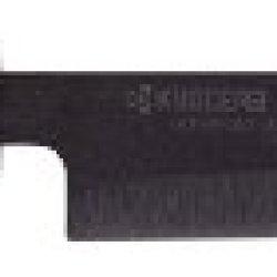 Kyocera 7-Inch Revolution Sushi Knife, Black Blade