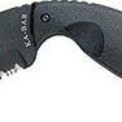 Ka-Bar Tdi Large Law Enforcement Knife, Serrated