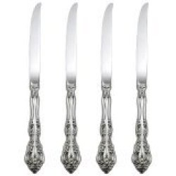 Oneida Michelangelo Steak Knives, Set Of 4
