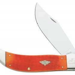 Case Cutlery Vintage Clasp Tangerine Knives 8568