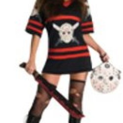 Women'S Costume: Miss Voorhees- Extra Small