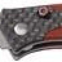 482 Megumi Nak-Lock Nakamura Design Manual Folding Knife Cocobolo Wood & Carbon Fiber Handle By Benchmade