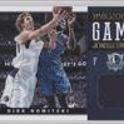 Dirk Nowitzki Dallas Mavericks (Basketball Card) 2012-13 Panini Game Jerseys #6