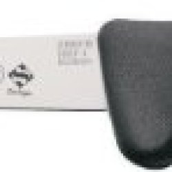 Mundial 5807-6 6-Inch Curved Semi-Stiff Boning Knife, Black