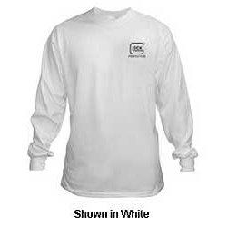 Glock Oem Shooting Sprot T-Shirt Long Sleeve Black Xl