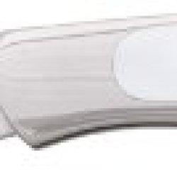 Serapis, White M.O.P. W/Abalone, Plain