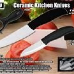 Premium Tsu Ceramic Knife Set 3Pc Nano Zirconia Ceramic
