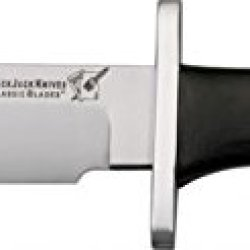 Blackjack Halo Attack - Model Fixed Blade Knife, 5.5In, A-2 Tool Steel, Contoured Black 13Bmbp