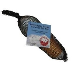 Combination Fishing Survival Kit Includes Best Glide Ase Adventurer Series Survival Gill Net, Standard Survival Fishing Kit, Adventurer Spiral Camp Saw, Pocket/Credit Card Camper And Survival Tool And Bonus Items