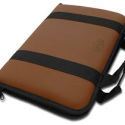 Case Xx Large Brown Leather And Cotton Knife Carrying Case For Pocket Knives