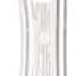 """Dixie Kh017 Heavy Weight Polystyrene Knife, 7.5"""" Length, Crystal Clear (Case Of 1,000)"""