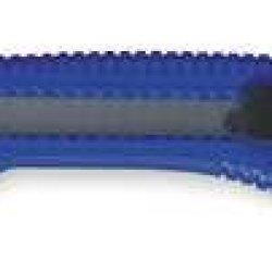 Westward 1Cnz1 Snap-Off Utility Knife, 6 In, Pk 10