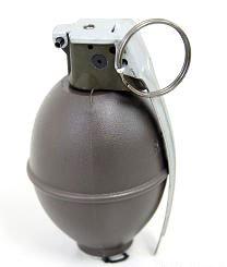 エスコート 【手榴弾】M26A1ハンドグレネード (レモン型) Ver.3