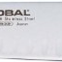 """Global G-61 Hollow Ground 8"""" Chefs Knife"""