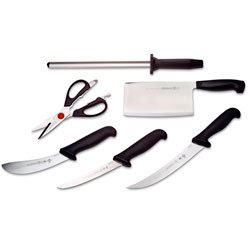 Mundial Professional Six-Piece Butcher Set